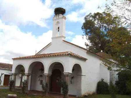 Foto Ermita de la Virgen de las Cruces