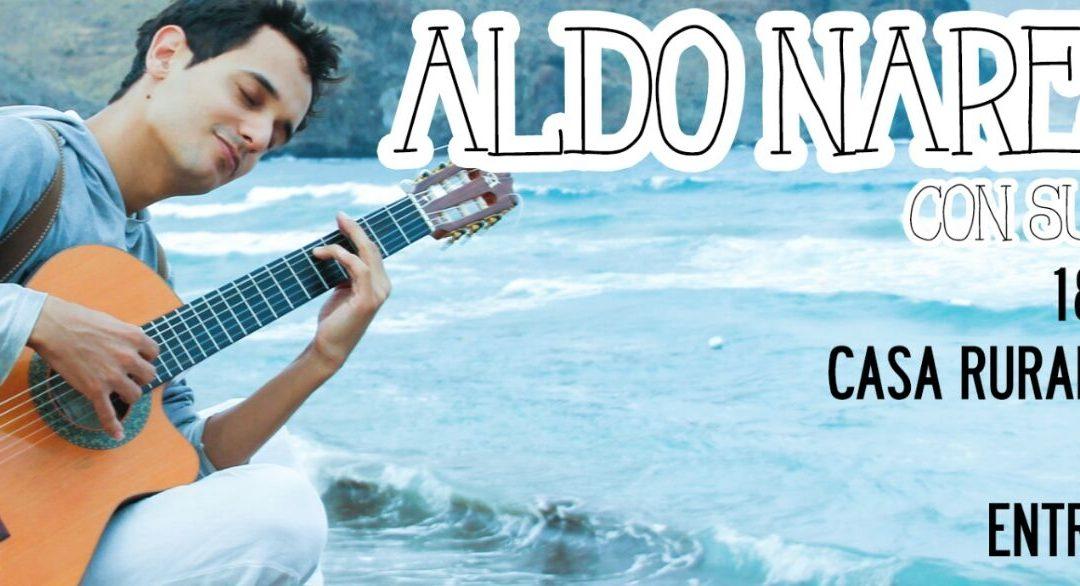 Concierto de Aldo Narejos 1