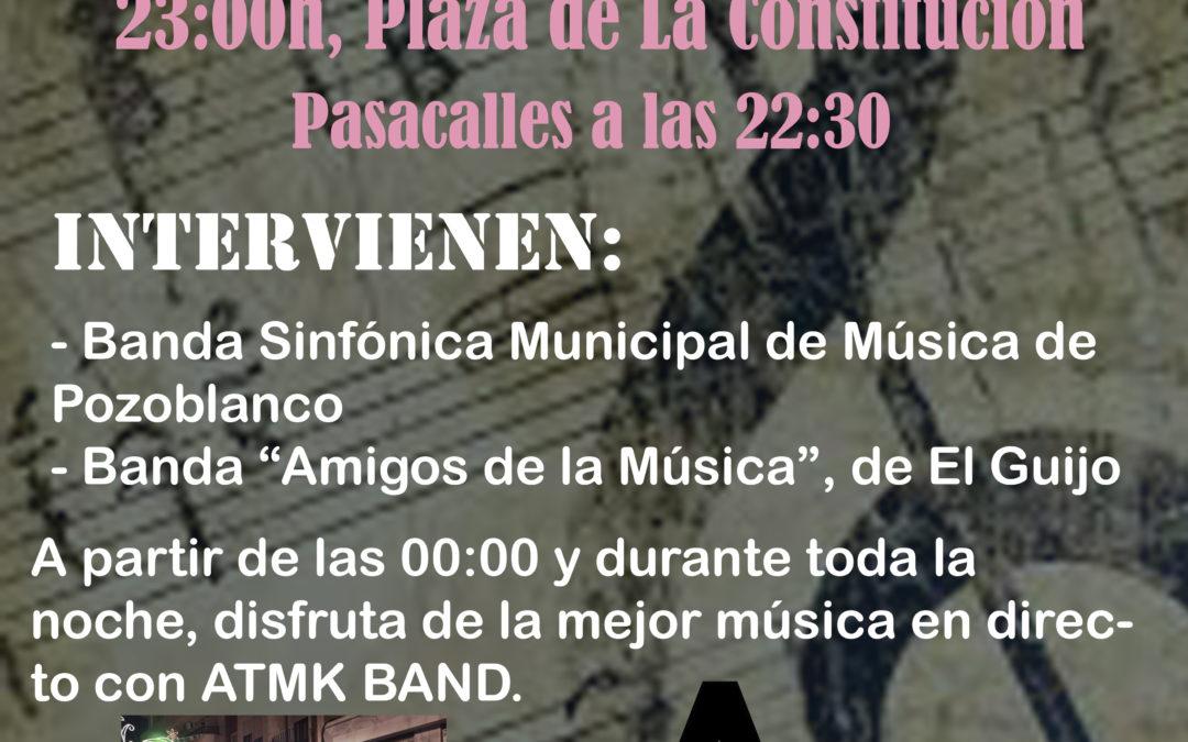 I ENCUENTRO DE BANDAS DE MÚSICA DE EL GUIJO 1