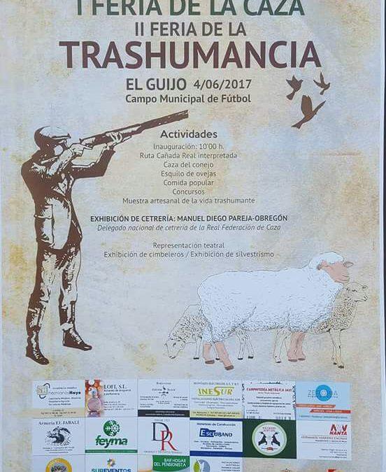 I FERIA DE LA CAZA II FERIA DE LA TRASHUMANCIA 1