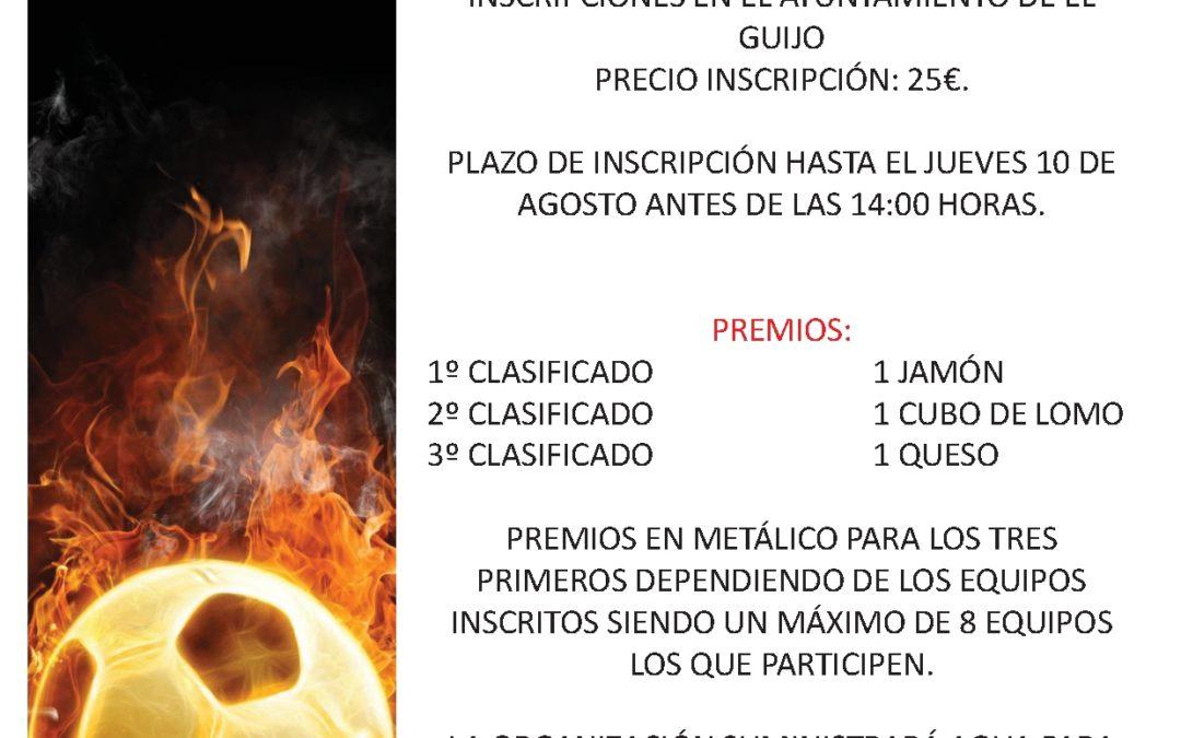 X MARATÓN DE FÚTBOL SALA 2017 1